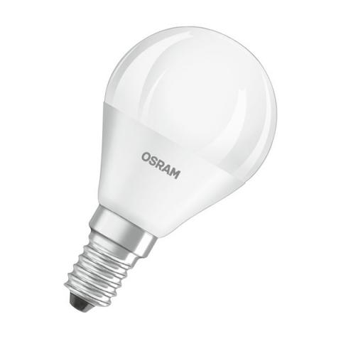Dimmable LED Lamp 6W 2700K E14