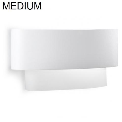 Аплик 400X185mm E27 бял