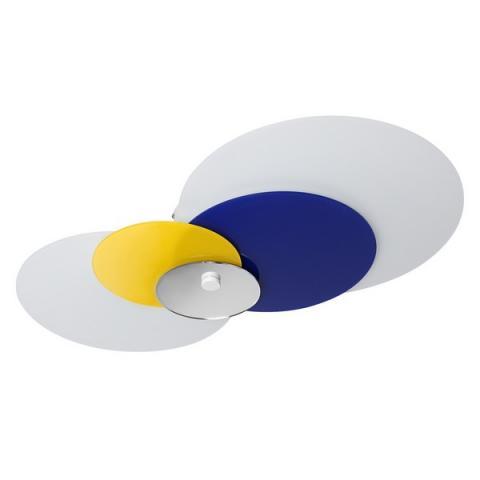 Ceiling Lamp  737x450mm max 2x57W E27