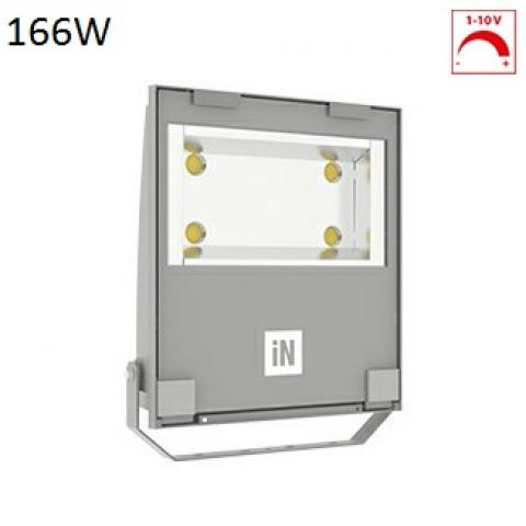 Floodlight GUELL 2.5 S/W LED 166W dimmable