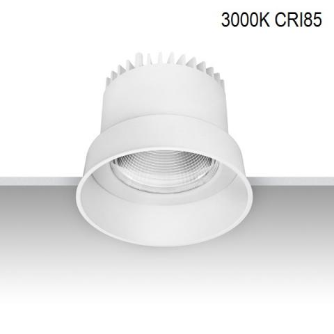 Фиксирана луна Ra 11 TL DIXIT LED 12W-18W-21W 3000K CRI85