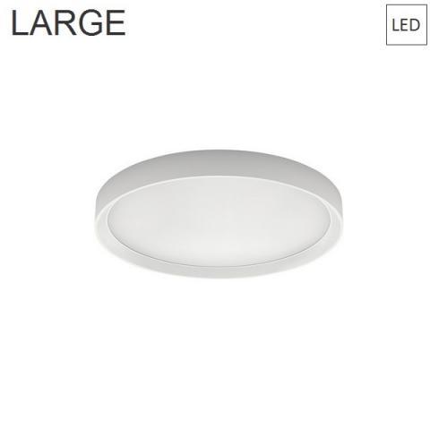 Wall/Ceiling Lamp Ø507 45W 3000K LED white