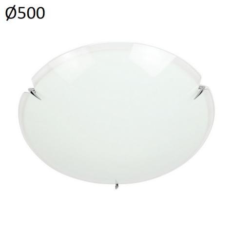Плафон Ø500 3xE27 IP20
