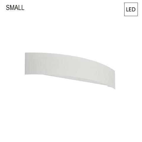 Аплик 40cm LED 15W IP40 бял