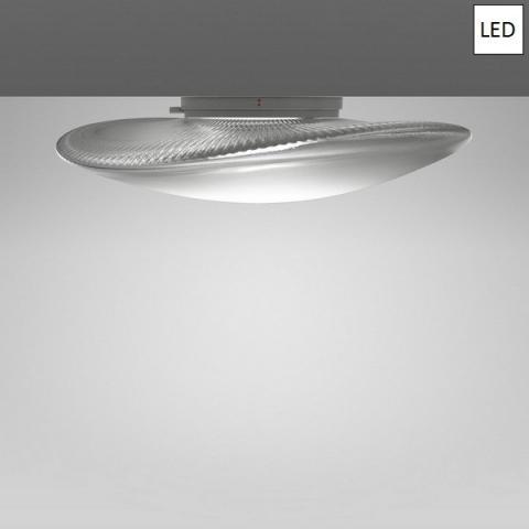 Плафон Ø45cm LED прозрачен
