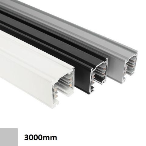 Dimmable Track DKM 3m silver