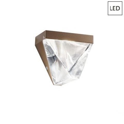 Аплик LED бронз