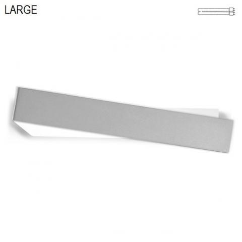 Аплик 58cm алуминий