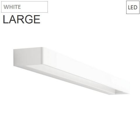Аплик 65cm 30W 3000K LED бял