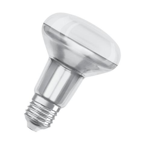 LED lamp P R80 60 36° 4.3W 2700K E27