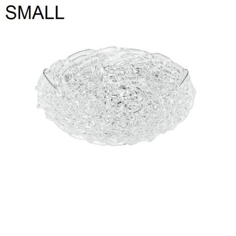 Плафон D26cm 1xG9 48W кристал