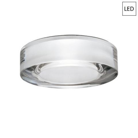 Луна Ø11.5cm LED прозрачна