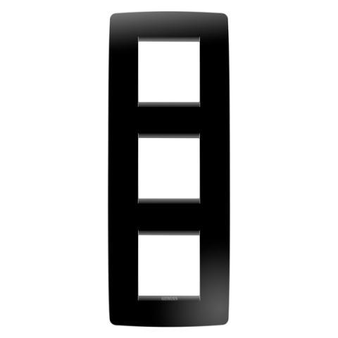 Рамка ONE International 2+2+2 вертикална - Toner Black