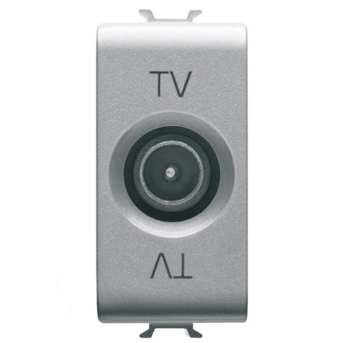 TV socket-outlet feedthrough 5dB