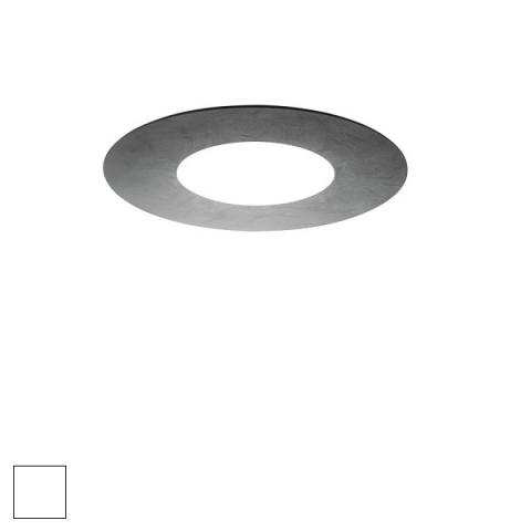 Плафон 50cm бял