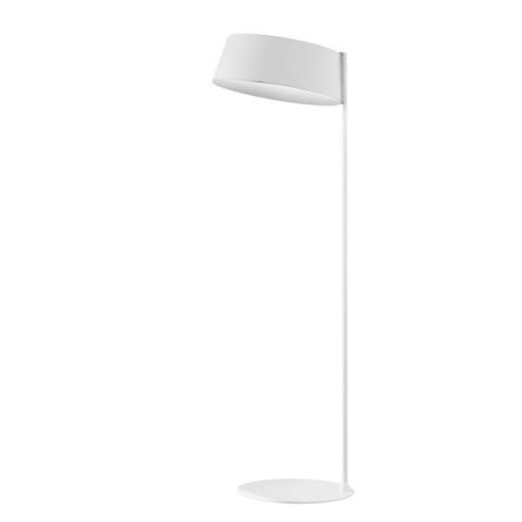 Floor lamp Oxygen white
