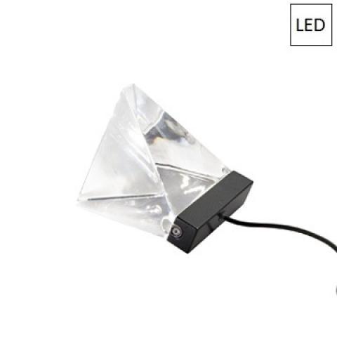 Настолна лампа LED антрацит