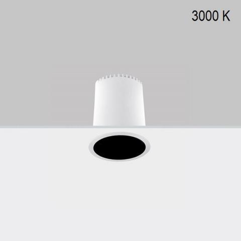 Фиксирана луна Perfetto-in 70 LED 6W/9W/12W 3000K 38° IP43
