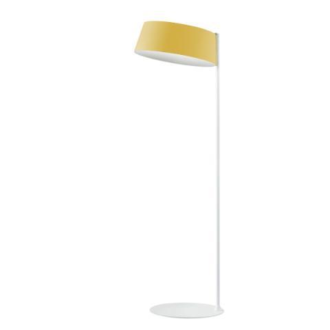 Floor lamp Oxygen yellow