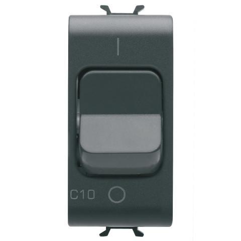Миниатюрен автоматичен прекъсвач 1P 10A 3kA 230V AC