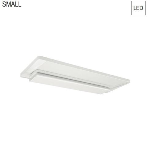 Аплик 40cm LED 14W IP44 бял