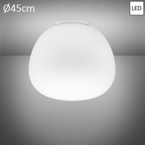 Плафон Ø45cm LED бял