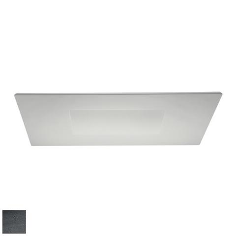 Ceiling Light 70cm grey with cement effect