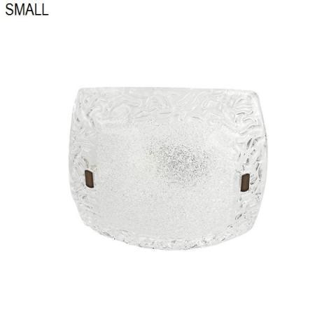 Плафон 32cm 1xE27 max 57W кристал