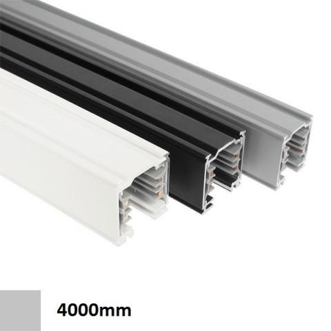 Dimmable Track DKM 4m silver