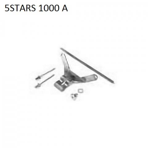 Steel wire lamp steady support (for installations subject to heavy vibrations) -  5STARS1000 A