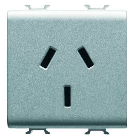 Argentinian standard socket-outlet