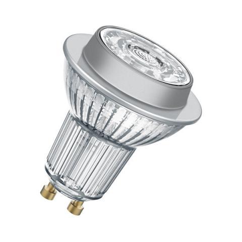 Димируема LED лампа 9.6W 36° 2700K GU10 DIM