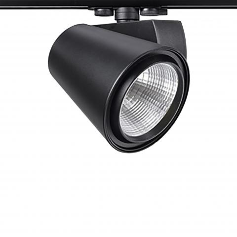 Spotlight Merlino 110 LED 33W 4250lm 3000K black