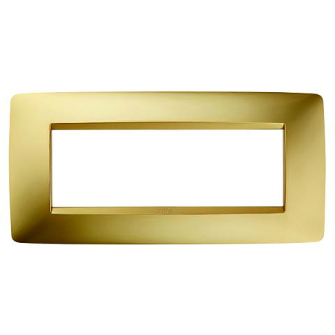 Рамка ONE 6 модула Gold