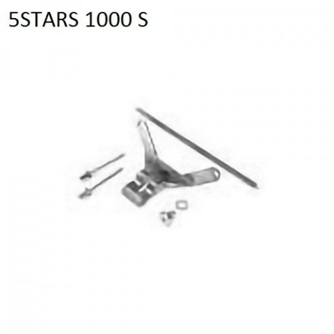 Steel wire lamp steady support (for installations subject to heavy vibrations) -  5STARS1000 S