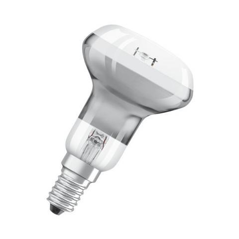 LED lamp P R50 19 60° 2.8W 2700K E14