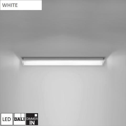 Ceiling Light 1000mm LED DALI white