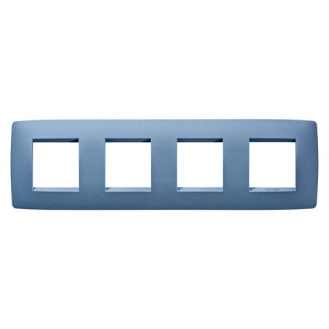 Рамка ONE International 2+2+2+2 хоризонтална - Sea Blue