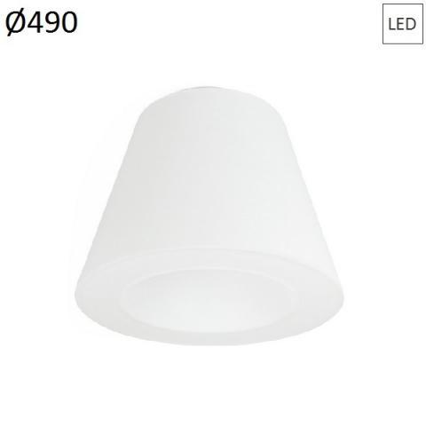 Ceiling Lamp Ø490 LED 3K White