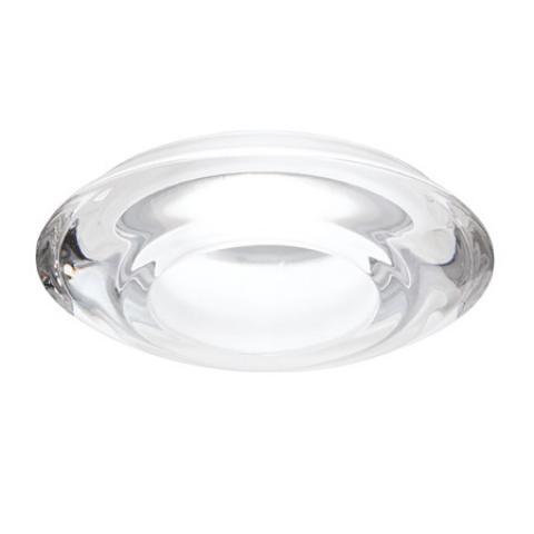 Downlight Ø14cm GU10 220-240V Transparent