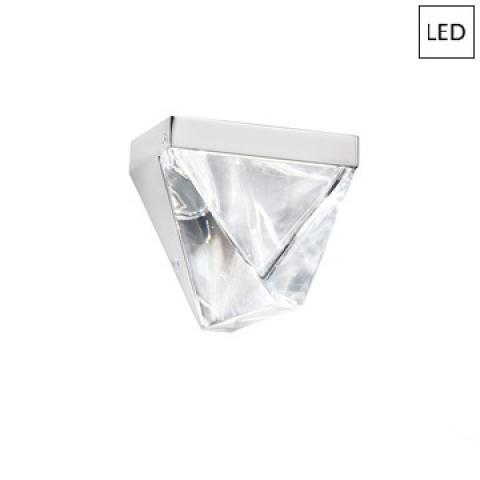Аплик LED алуминий