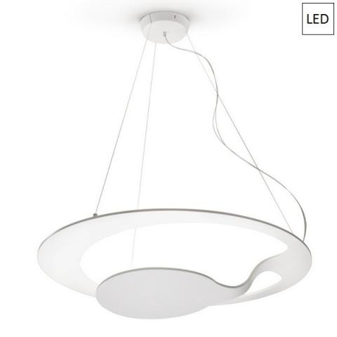 Pendant 3x4.3W LED White