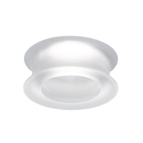 Луна Ø11.2cm LED бяла