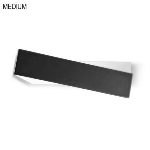 Аплик 43cm черен