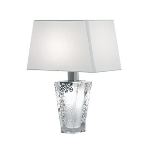 Настолна лампа G9 25cmx34.2cm бяла