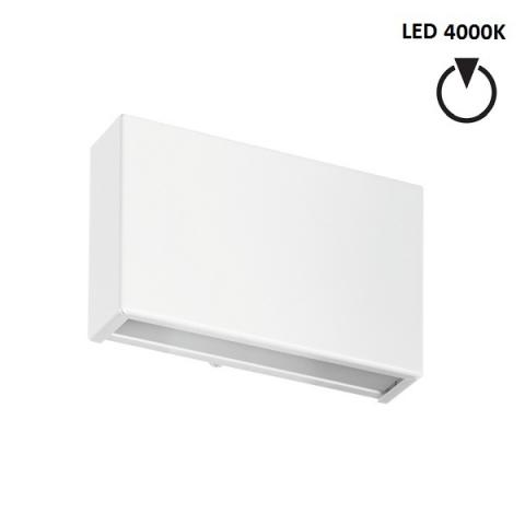 Аплик S - LED 6W 4000K - бял