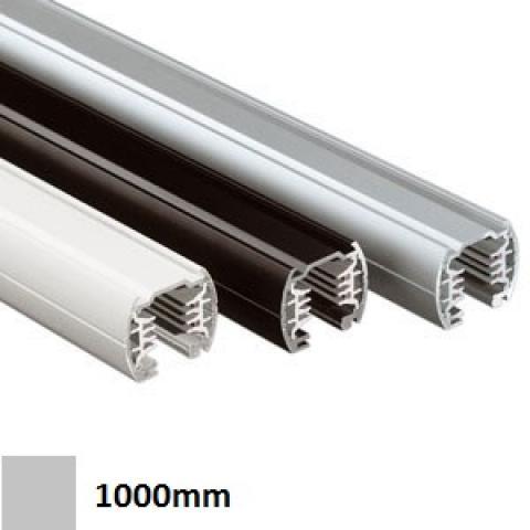 3-phase track LKM Round 1m silver