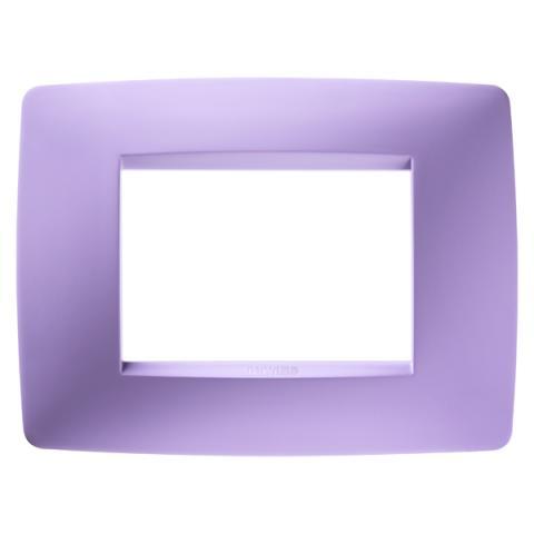 Рамка ONE 3 модула Amethyst Purple