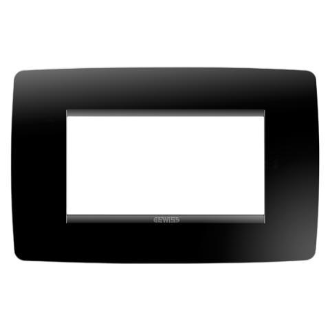 Рамка ONE 4 модула Toner Black