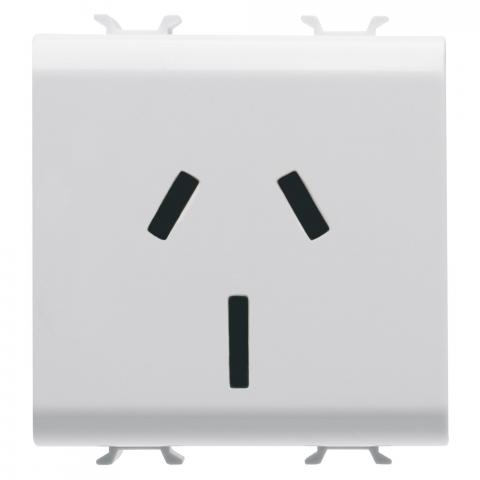 Australian standard socket-outlet 15A